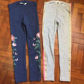 H&M bundle leggings