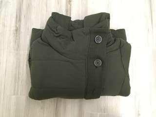 [購自日本] 超厚身保暖 外衣