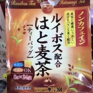 水宗園波士茶和大麥茶 192G ~ 現貨