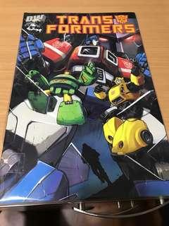 Transformers Generation 1 (DW comics)