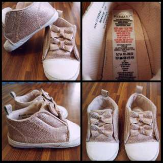 Primark Baby Shoes for Baby Girl