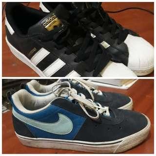 Dijual Adidas superstar & Nike (kolpri) made in indo