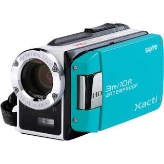 Waterproof Video Camera - Sanyo Xacti