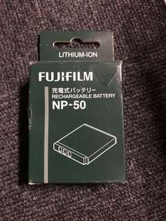 Fujifilm NP-50 Rechargeable Battery