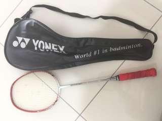 Badminton Racket Yonex Nanospeed 100