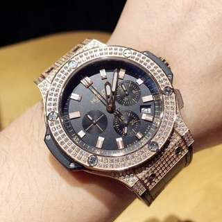 Hublot Diamond Chrono