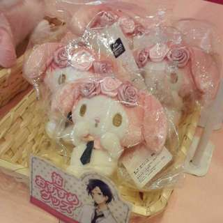 【On Sale】日本限定 2018 Liz Lisa X My Melody 公仔匙扣 日本直送連吊牌 只有現貨一隻
