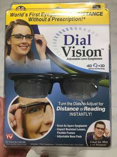 Dial Vision Spectacles