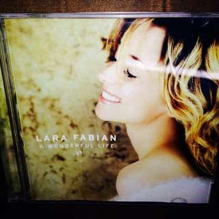Lara Fabian	-	A Wonderful Life	(NM)