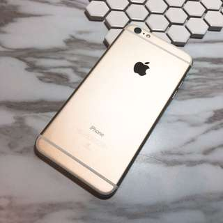 iPhone 6 Plus 128g with charge good function battery good