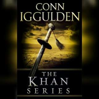 The Khan Series 5-Book Bundle (Conqueror #1-5) by Conn Iggulden