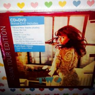 Lenka	-	Two - Asian Tour Edition (CD+DVD)	(Sealed)