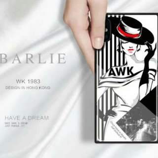 """iPhoneX phone case """"Once have a Dream"""" modern girl"""