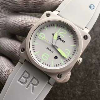 New Bell Ross Limited Edition 4 colour