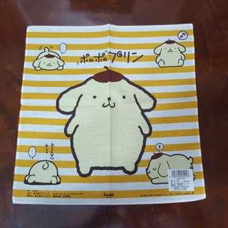 Sanrio 布甸狗手巾