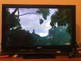 Sony 46吋大電視 9成新