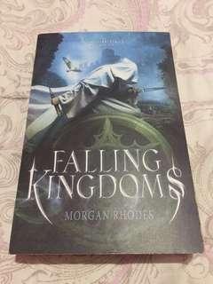 Falling Kingdoms series (bisa satuan)