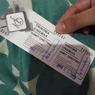 Movie Pass TriNoma Only