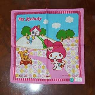 Sanrio My Melody 手巾