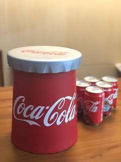 🇹🇼可口可樂限量收納桶