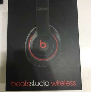 Beats Studio Wireless 2