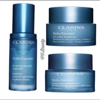 Clarins Hydra-Essential Trial Set