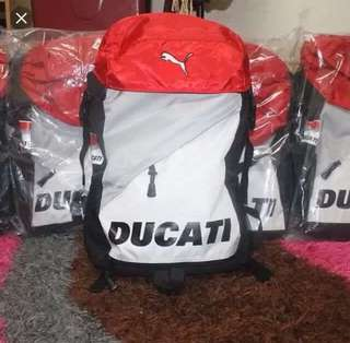 FREE POSTAGE‼️Puma Ducati Backpack | Ready Stock