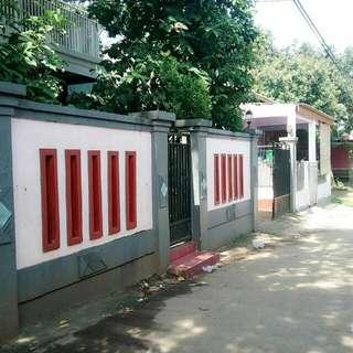 Rumah usaha termurah (jalur angkot dan tol Jati Warna)