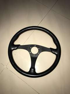 Nardi Leather Steering