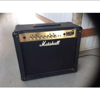 Marshall Guitar Amp MG 30FX