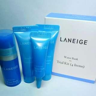 SALE Laneige Waterbank Trial Kit