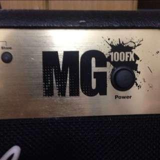 Marshall Guitar Amp MG 100FX