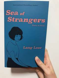 Sea of Strangers, Lang leav