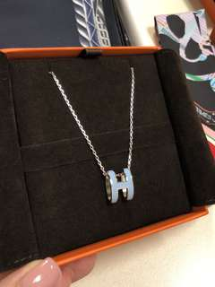 Hermes Necklace Pop H