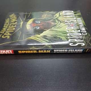 Marvel HC SPIDER-MAN SPIDER-ISLAND COMPANION