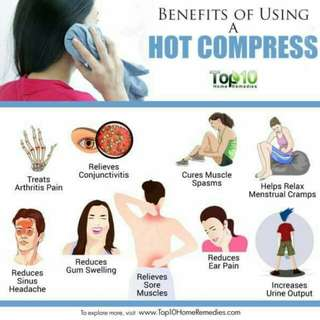 ELECTRIC HOT COMPRESS