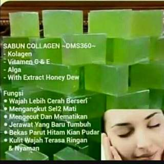 💝instock 💝Honeydew Soap