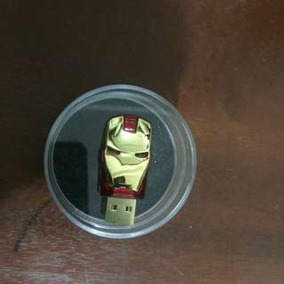 Iron man usb 8 gb