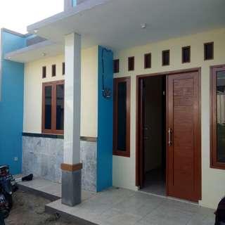 Rumah baru di pondok kacang timur, Tangsel