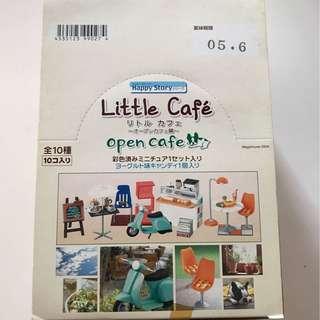 2004 絕版 Little Cafe