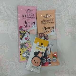 蜜蜂工坊 奶茶 玫瑰奶茶/錫蘭奶茶/蜂蜜