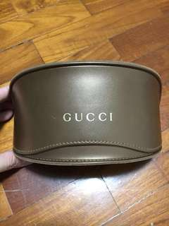Authentic Gucci sunglasses case
