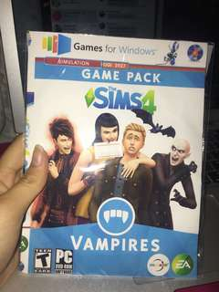 THE SIMS 4 FOR WINDOWS (4disc)