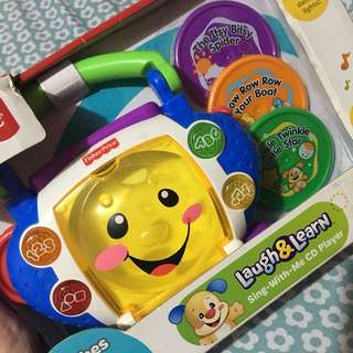 Fisher price (Laugh&Learn)