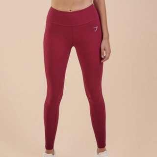 Gymshark high waisted seamless leggings