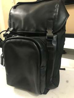 Authentic Prada Leather Backpack Almost New