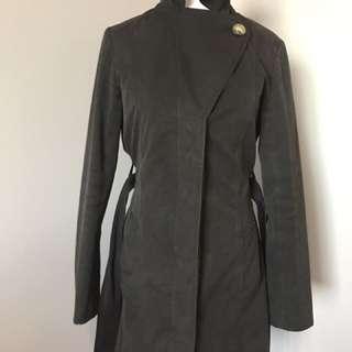 Aritzia Talula Babaton spring trench coat