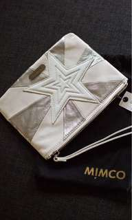 MIMCO ✨ Leather Pouch ✨ New w tags