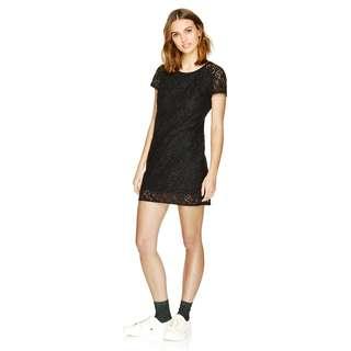 Aritzia Babaton Lace Dress Shirt XS Wilfred