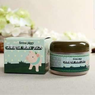 Collagen Seasalt Cream Jella Clay Mask